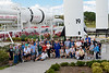 CFO Members at Kennedy Space Center in Florida