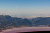 Ogden Pass, The Great Salst Lake and Ogden are just on the other side. Peaks are 12,000 feet.
