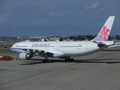 B-18308 CHINA AIRLINES A330-300