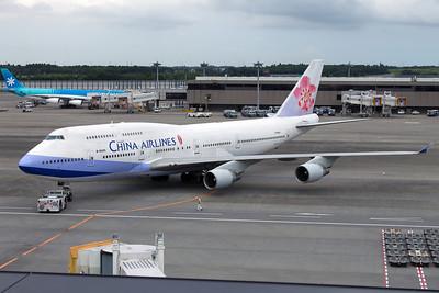 B-18205 CHINA AIRLINES B747-400