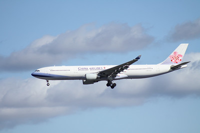 B-18317 CHINA AIRLINES A330-300