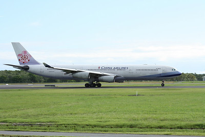 B-18805 CHINA AIRLINES A340-300