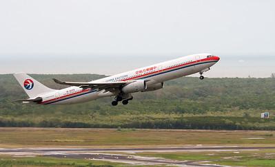 B-6125 CHINA EASTERN A330-300