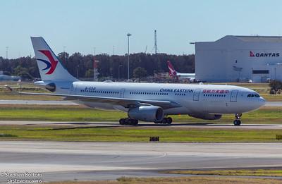 B-5941 CHINA EASTERN A330-200