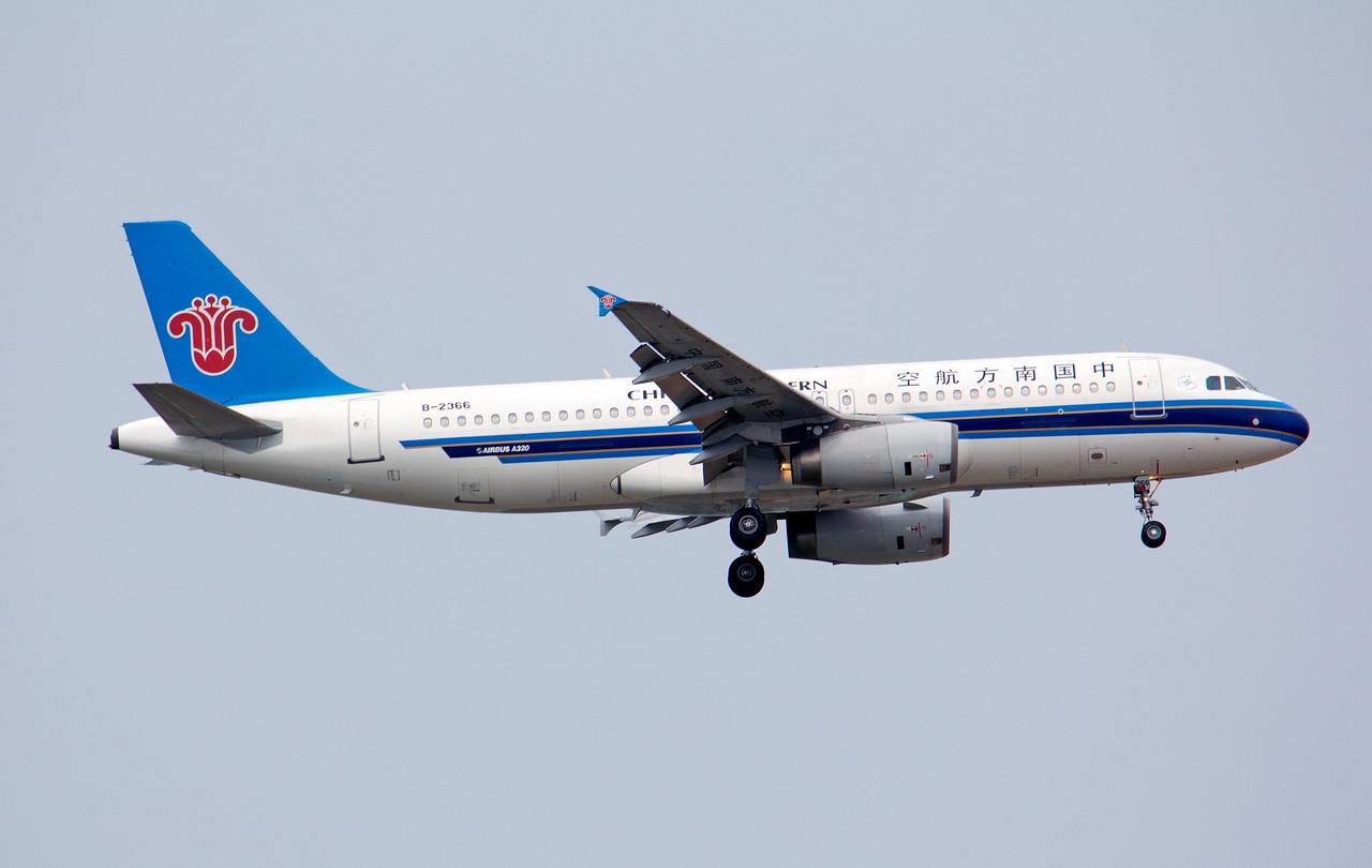 B-2366 CHINA EASTERN A320