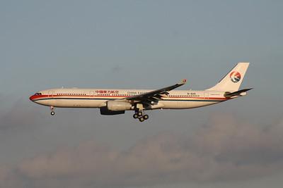 B-6119 CHINA EASTERN A330-300