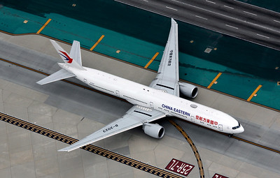 B-2023 CHINA EASTERN B777-300