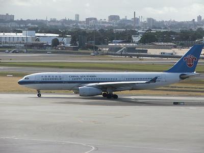 B-6057 CHINA SOUTHERN A330-200