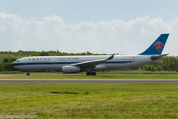 B-1062 CHINA SOUTHERN A330-300