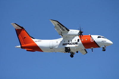 VH-PPV AMSA (Australian Maritime Safety Authority) DORNIER DO-328-100