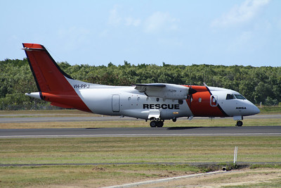 VH-PPJ AMSA (Australian Maritime Safety Authority) DORNIER DO-328-100
