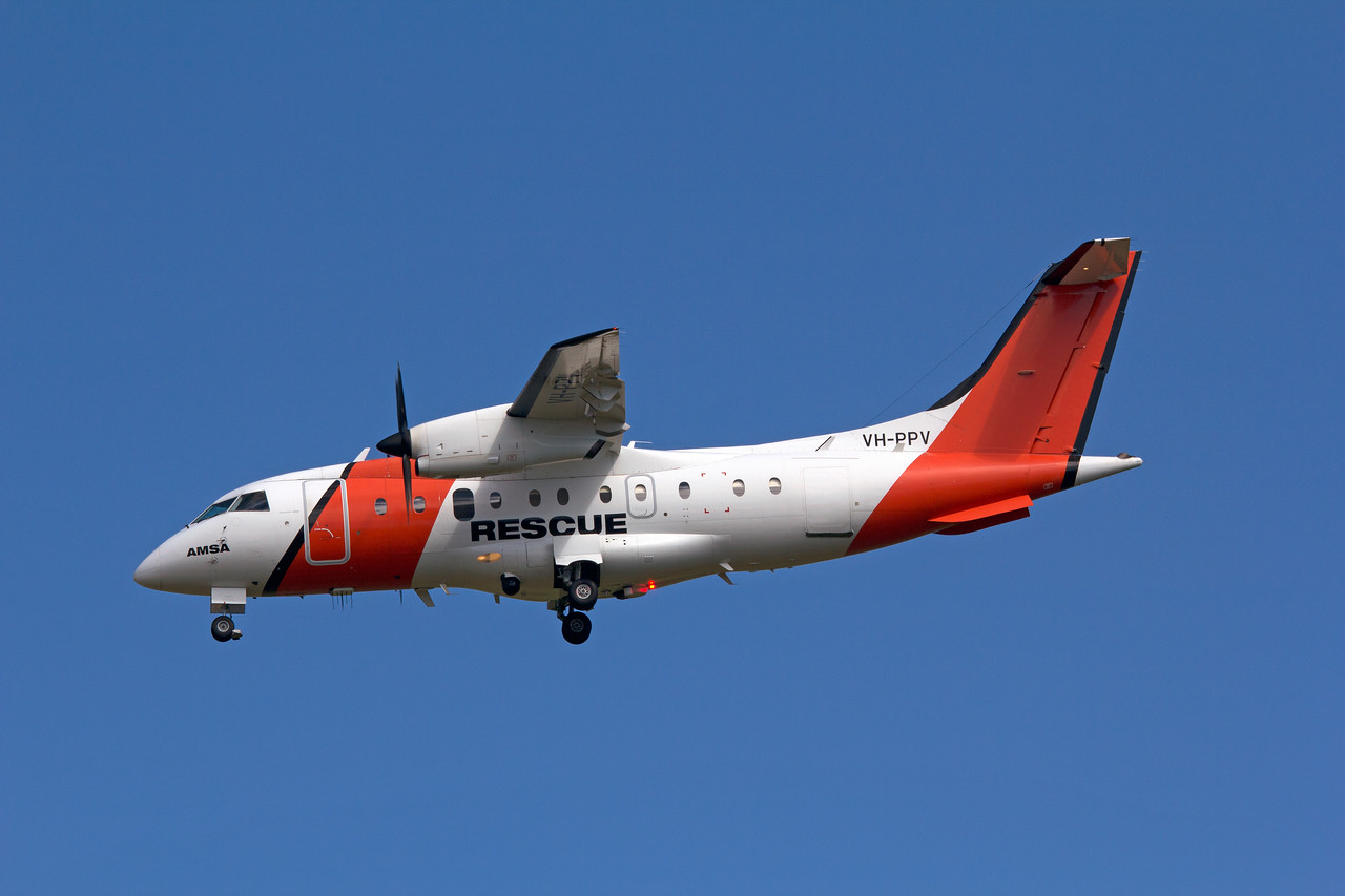 VH-PPV RESCUE DORNIER DO-328