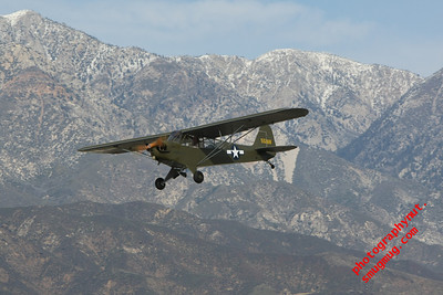 """""""N35786"""" """"1941 Piper J5A C/N 5-772"""" """"Birddog"""""""