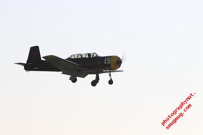 """""""1964 Nanchang China CJ-6A C/N 1032018"""" """"N9278F"""""""