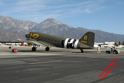 """""""DC3"""" """"1943 Douglas C-53D Skytrooper"""" """"D-DAY DOLL"""" """"M2"""""""