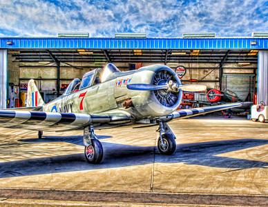 Tinkertoy, Auburn Airport