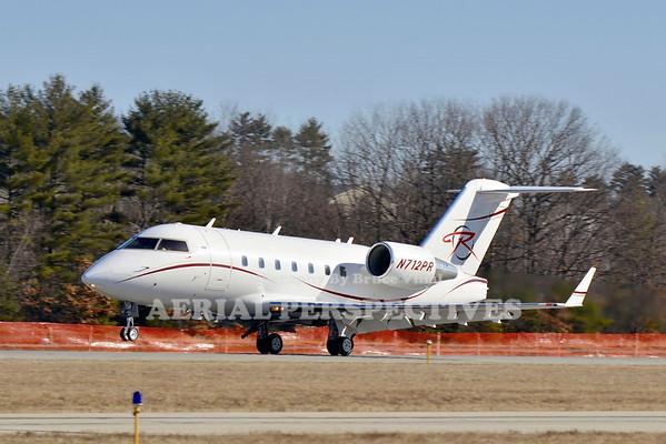 N712PR - Canadair CL-600-2B16