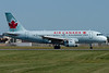 Another Air Canada A319 arriving at Montreal.