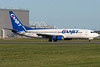Canjet is another Canadian carrier. Seen here landing at Montreal.