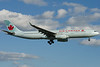Air Canada A330 on final for 24R.