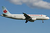 Air Canada A320 on final for 24R.