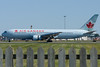 This Air Canada 767 has just arrived at Montreal.
