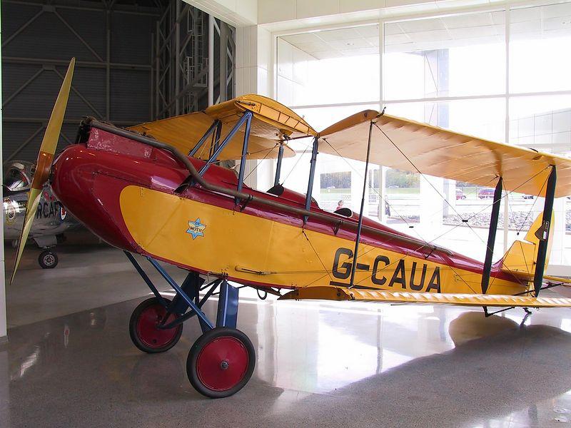 De Havilland DH 60X Moth ---- 1545_CRW_01