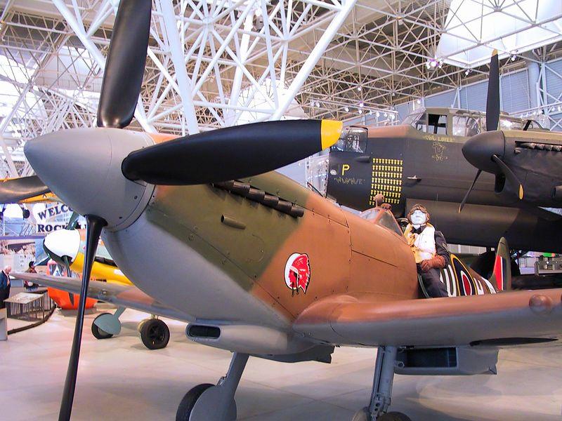 Supermarine Spitfire LF Mk IX ---- 1581_CRW_01
