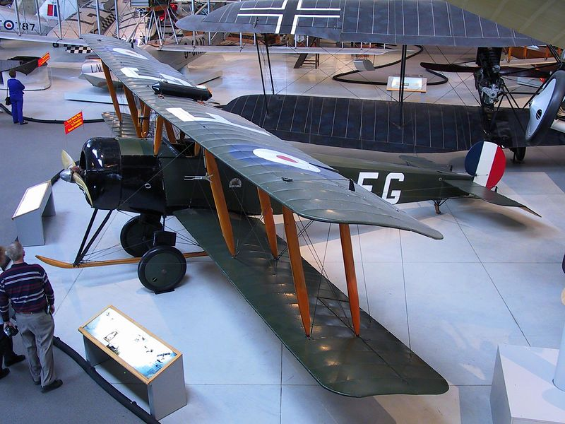 AVRO 504K ----- 1626_CRW_01
