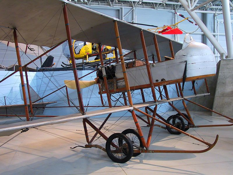 Maurice Farman Serie 11 Shorthorn  ----<br /> <br /> 1738_CRW_01
