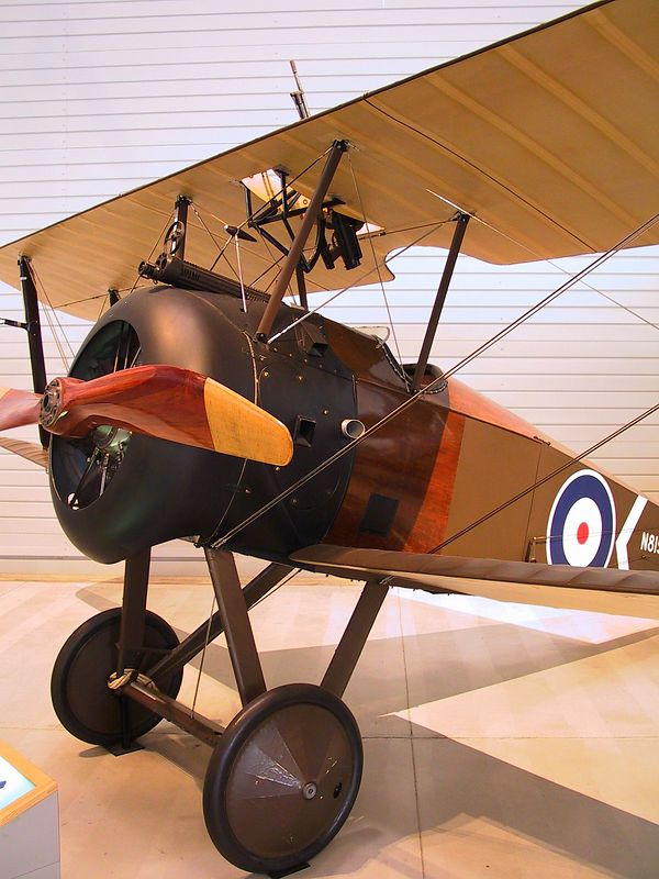 Sopwith 2F.1 Camel - seagoing variant ---- 1572_CRW_01