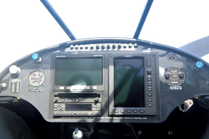 Carbon Cub Panel Updated