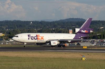 FedEx McDonnell Douglas MD-10-30F N315FE (cn 48313/443)
