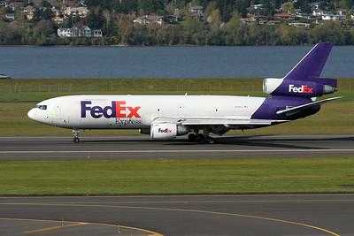 McDonnell Douglas MD-10-30F FedEx Express N315FE S/N 48313