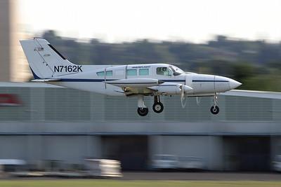 N7162K  Ameriflight  Cessna 402B  PDX - Portland International Airport