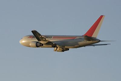 N786AX (cn 23019/85)  PDX - Portland International Airport  Boeing 767-281  Airborne Express