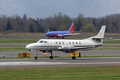 N158WA  Western Air Express  Fairchild Swearingen SA-226TC Metro II