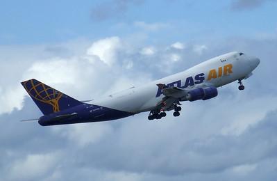 Atlas Air Boeing 747-400 N492MC