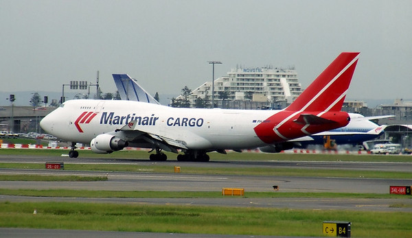 Martinair Boeing 747-400 PH-MPP
