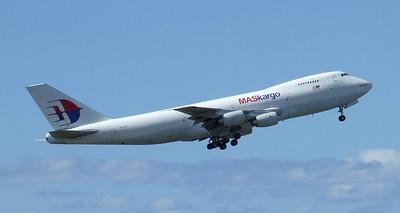 MASkargo (Air Atlanta Icelandic) Boeing 747-200 TF-ATZ