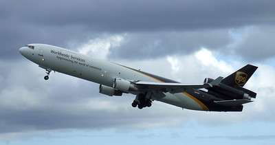 UPS McDonnell Douglas MD11F N285UP