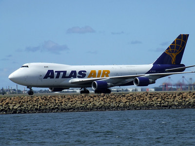 Atlas Air Boeing 747-400 N412MC