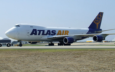 Atlas Air Boeing 747-400 N492MC