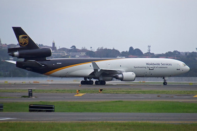United Parcel Service McDonnell Douglas MD-11F N258UP