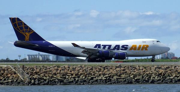 Atlas Air Boeing 747-400 N412MC