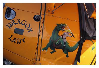 N57444 Cascade Warbirds Fly-In