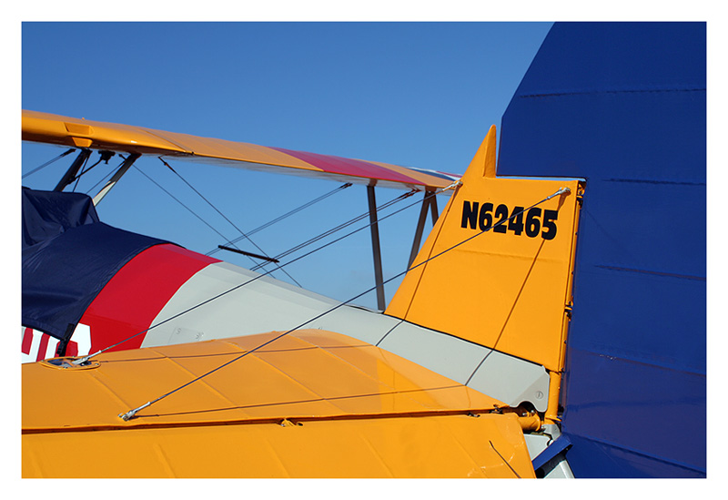 N62465 Cascade Warbirds Fly-In