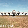 Convair B-36 bomber which is also knoww as the peacemaker . This plane has a huge wing span.
