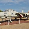 Grumman F-14D Tomcat <br /> All-Weather Interceptor/Fighter<br /> On display as delivered to the Navy in 1992, it was one of the last five built and is shown with a 1970s VF-101 paint scheme