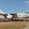 Douglas RA-3B Skywarrior<br /> Naval reconnaissance/Bomber<br /> A modified version RB-66 Destroyer also served with USAF